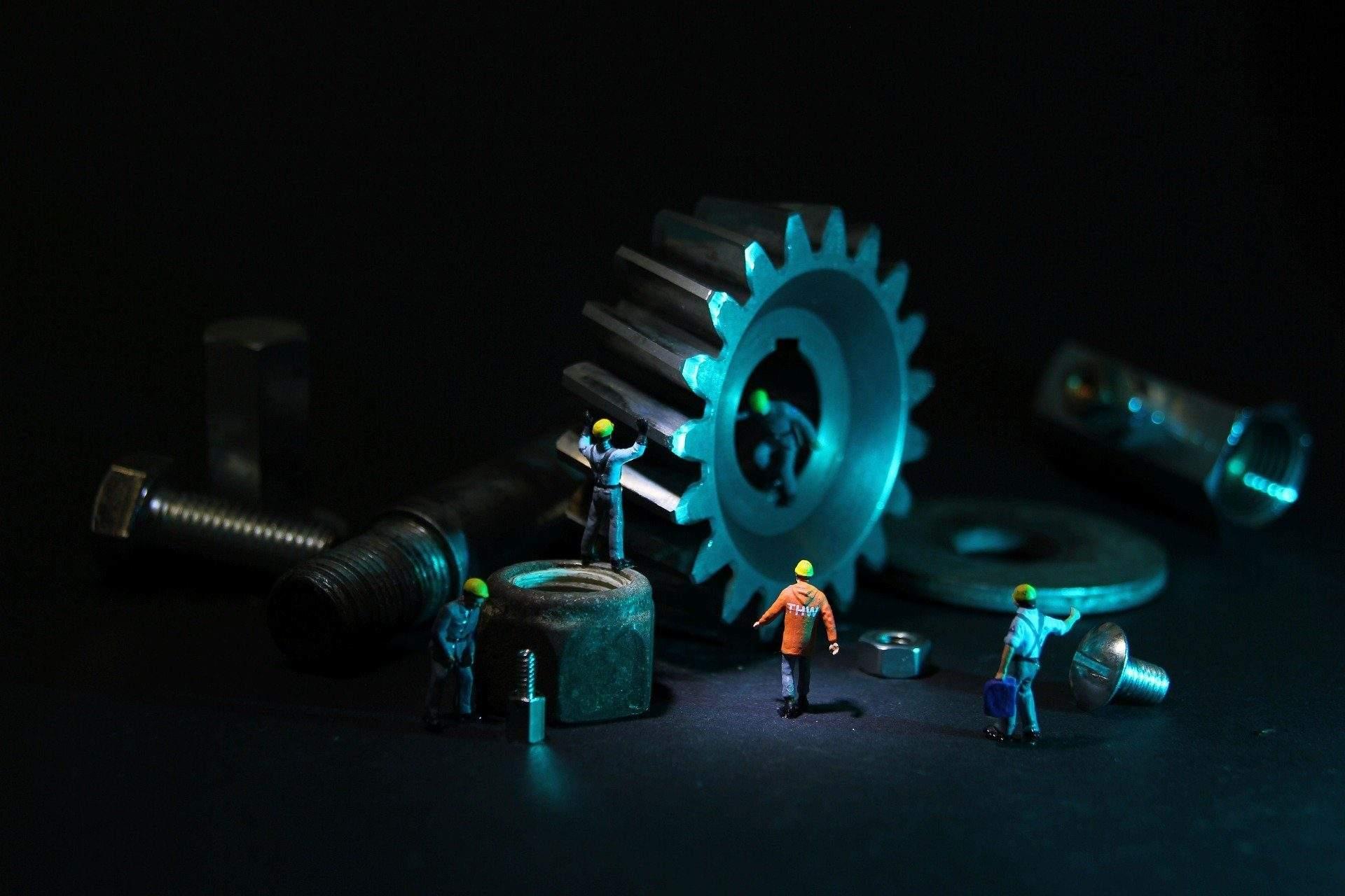 mechanical engineering 2993233 1920 - Instalación y puesta en servicio