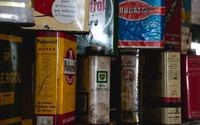 Aceite sintético y mineral para compresor